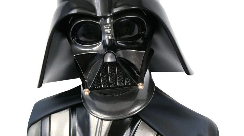 Gentle Giant L3D Darth Vader Banner