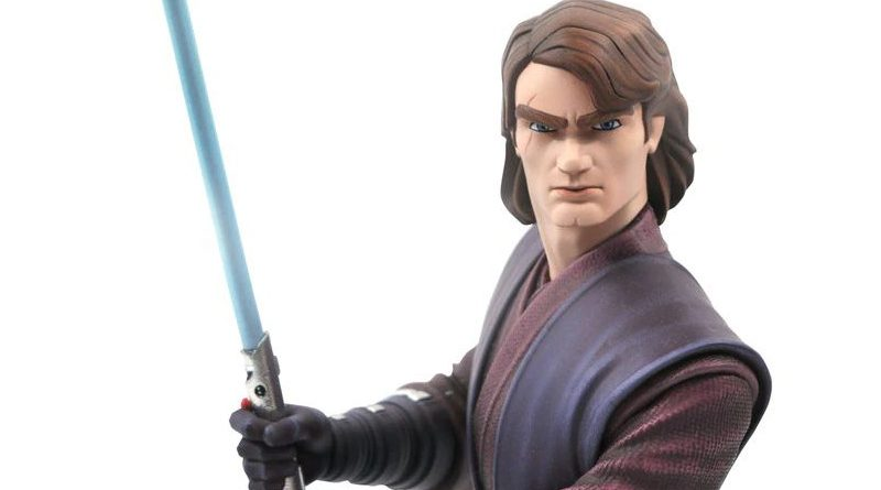Gentle Giant TCW Anakin Skywalker Banner