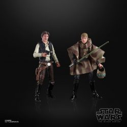 Hasbro SDCC BS Heroes of Endor Han Luke