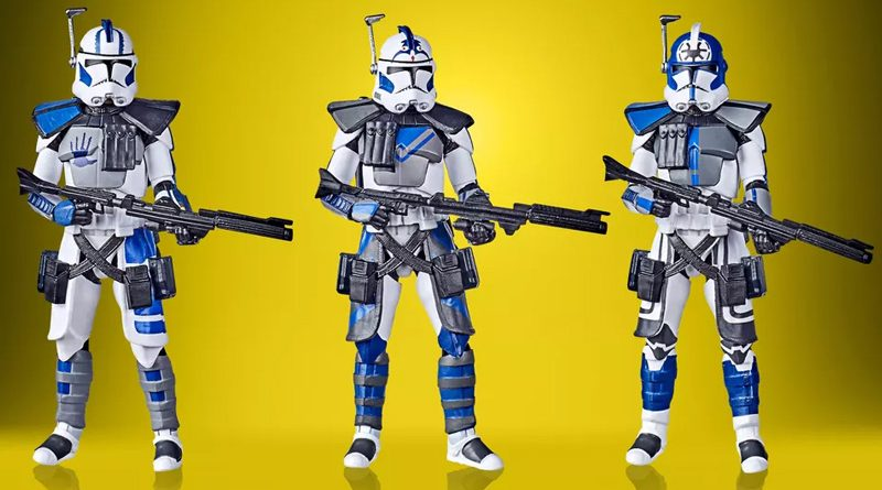 Hasbro SDCC TVC 501st Legion ARC Troopers Banner