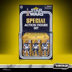 Hasbro SDCC TVC 501st Legion ARC Troopers Pkg