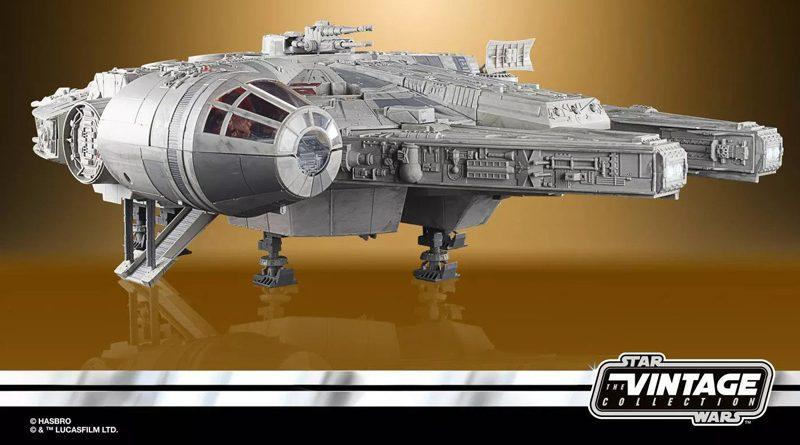 Hasbro TVC GE Millennium Falcon Banner
