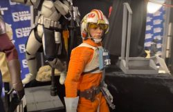 Hot Toys Luke Skywalker Snowspeeder