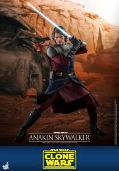 Hot Toys TCW Anakin Skywalker