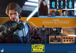 Hot Toys TCW Anakin Skywalker Accessories