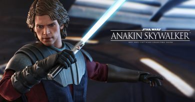 Hot Toys Teases Two Clone Wars Anakin Skywalker Releases