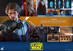 Hot Toys TCW Anakin Skywalker Accessories Poncho