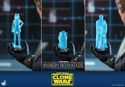 Hot Toys TCW Anakin Skywalker Holos