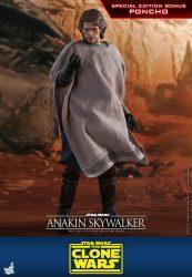 Hot Toys TCW Anakin Skywalker Poncho