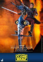 Hot Toys TCW Anakin Skywalker STAP