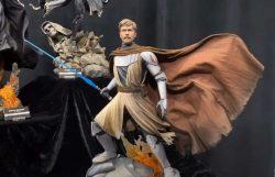 Sideshow TCW Mythos Obi-Wan Kenobi
