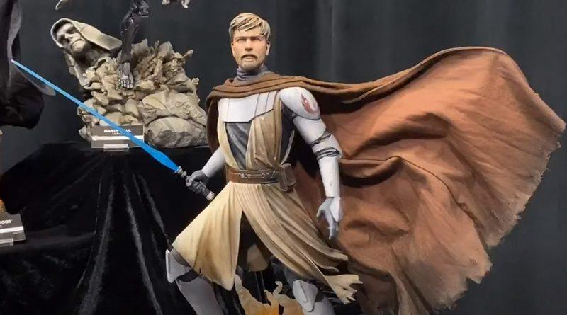 Sideshow TCW Mythos Obi-Wan Kenobi Banner