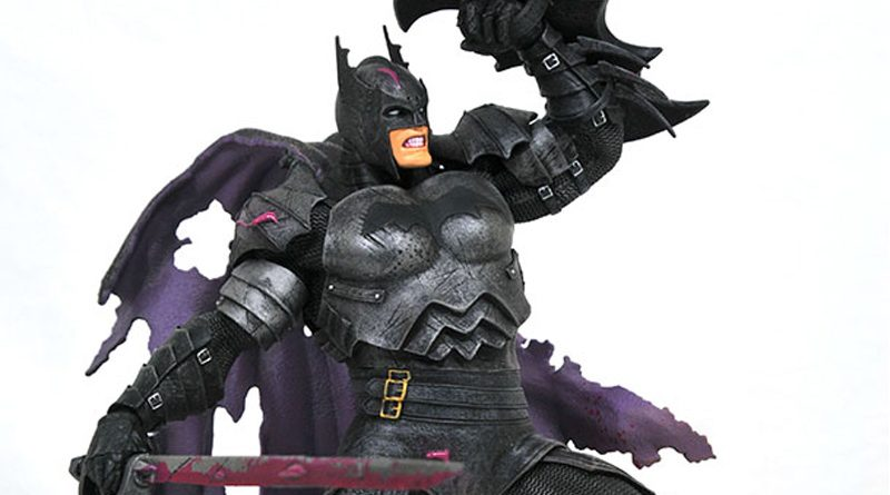 DST DC Gallery Dark Knights Metal Batman Banner