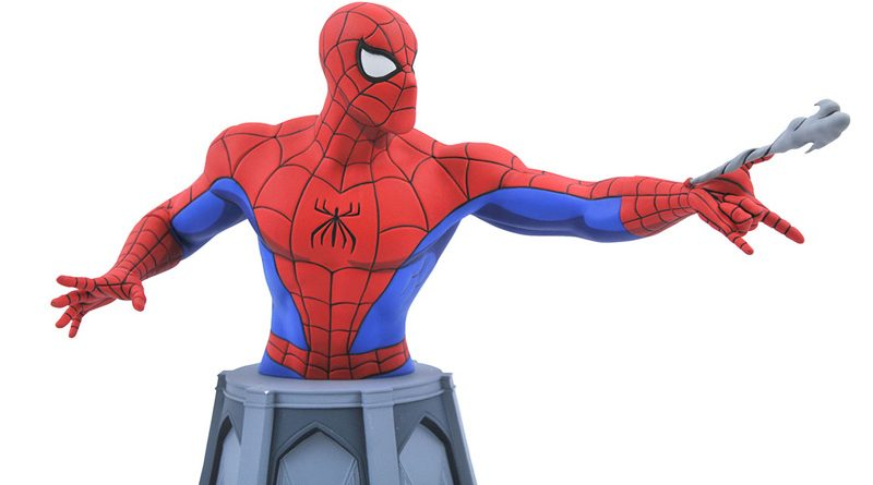 DST Marvel Animated Spider-Man Banner