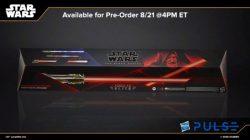 Hasbro Force FX Elite Emperor Palpatine Lightsaber Pkg