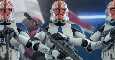 The Clone Wars 501st Trooper On The Way