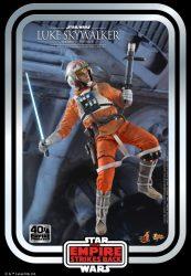 Hot Toys Luke Skywakler Snowspeeder Pilot AT-AT