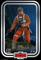 Hot Toys Luke Skywakler Snowspeeder Pilot Dagobah