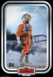 Hot Toys Luke Skywakler Snowspeeder Pilot Hoth