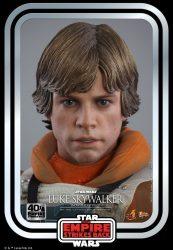 Hot Toys Luke Skywakler Snowspeeder Pilot Portrait