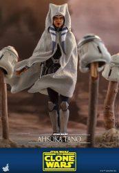 Hot Toys TCW Ahsoka Tano Cloak