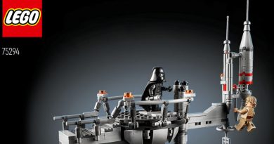 LEGO 75294 Bespin Duel 40th Anniversary Set Announced