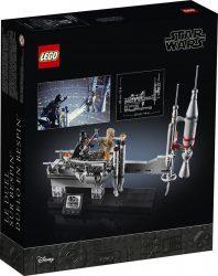LEGO Star Wars Bespin Duel 75294 Pkg Back