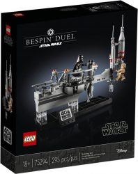 LEGO Star Wars Bespin Duel 75294 Pkg Front