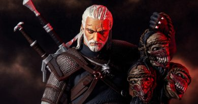 Press Release From McFarlane Toys Announces The Witcher Action Figures
