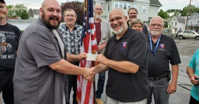 PSWCS.org Donates $6500 To Valhalla Veteran's Services