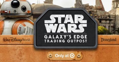 Target's Galaxy's Edge Trading Post Debuts This Weekend
