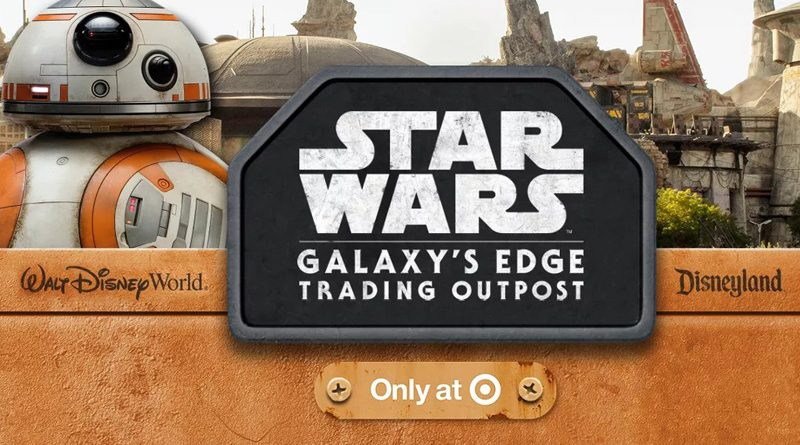 Target SW Galaxys Edge Trading Post Banner