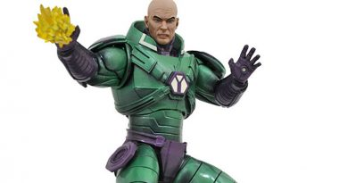 Lex Luthor, Batman, Taskmaster And More Available Now