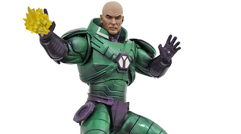 DST DC Gallery Lex Luthor Banner