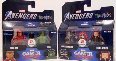 Gamerverse Avengers Get New Minimates at Walgreens Stores!