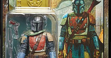 Hasbro Launches The Black Series Credit Collection