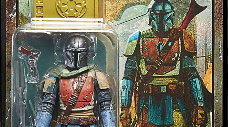 Hasbro BS Credit Collection Mandalorian Banner