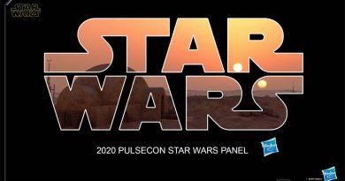 Hasbro PulseCon Star Wars Panel Reveals