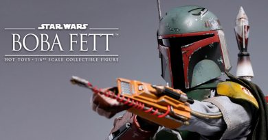 Hot Toys Brings Back Boba Fett To Celebrate Empire's 40th Anniversary