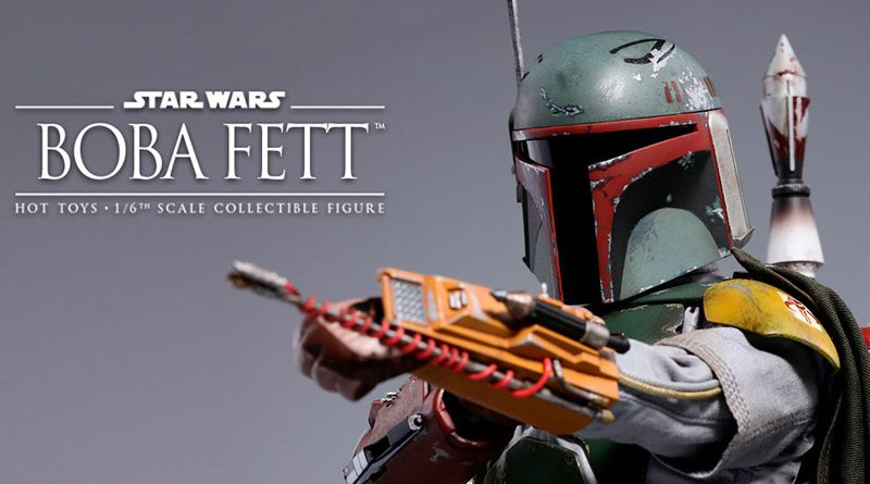 Hot Toys TESB 40th Boba Fett Banner