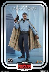 Hot Toys TESB Lando Calrissian