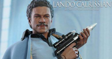 Hot Toys Announces Lando Calrissian