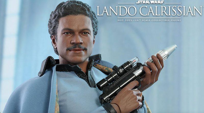 Hot Toys TESB Lando Calrissian Banner