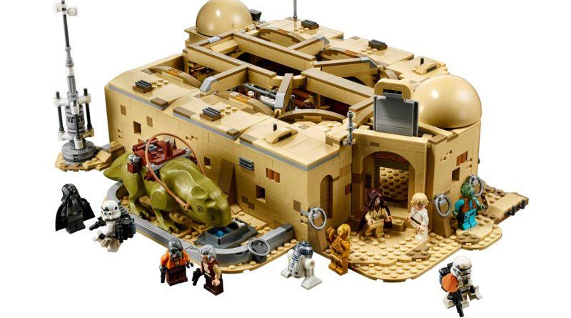 LEGO 75290 Mos Eisley Cantina Banner