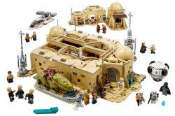 LEGO 75290 Mos Eisley Cantina Loose