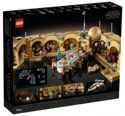LEGO 75290 Mos Eisley Cantina Pkg Back