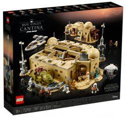 LEGO 75290 Mos Eisley Cantina Pkg Front