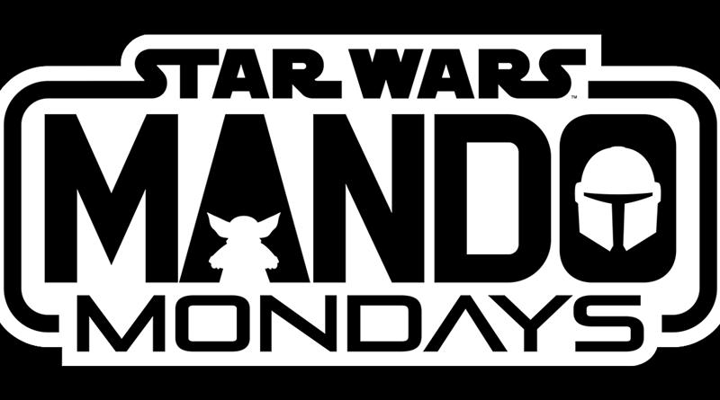Mando Mondays Logo Banner