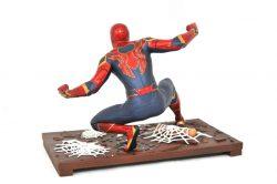 DST Marvel Gallery Spider-Man Back
