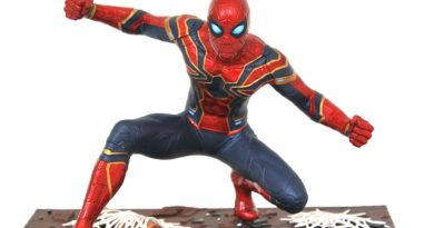 Spider-Man Marvel Gallery Exclusive At ShopDisney